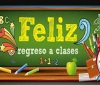 Imágenes de feliz regreso a clases