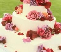 Imágenes de pasteles románticos