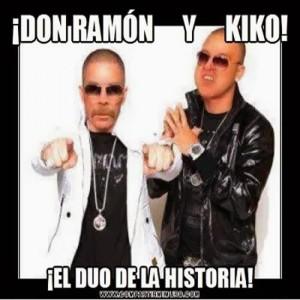 Don Ramón y Kiko el Duo de regaeton