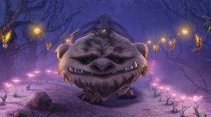 Gruff-caminando-luces