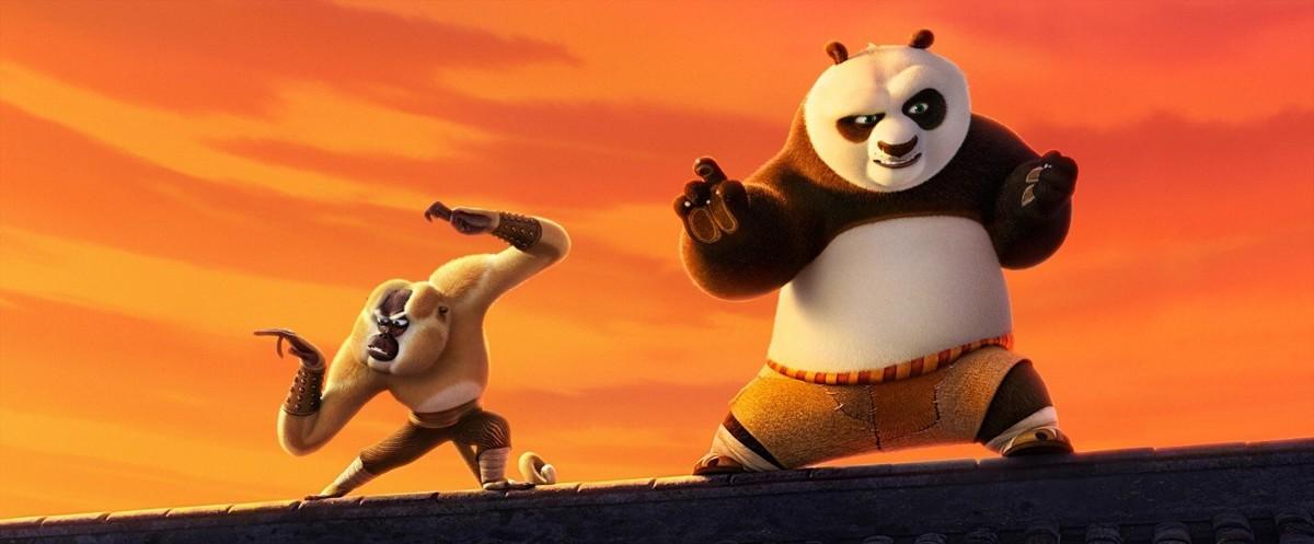 Imágenes De La Pelicula De Kung Fu Panda 3 Descargar