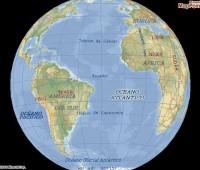 Imágenes de los océanos del mundo
