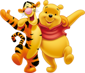 Winnie-The-Pooh-And-Tiger-psd58476