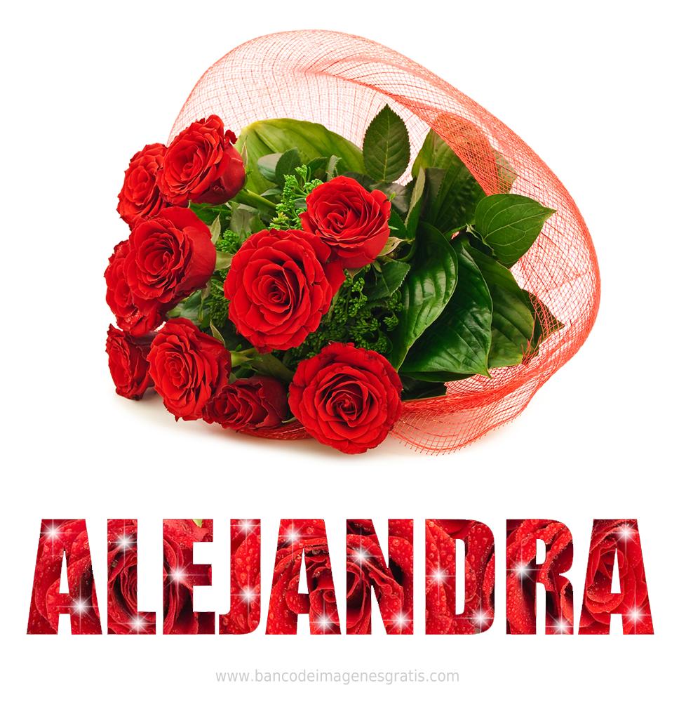 alejandra-y-canasta-de-rosas
