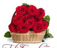Tarjetas de cumpleaños con rosas