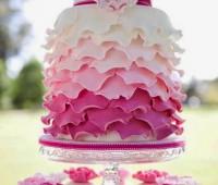 Imágenes de pasteles de cumpleaños para chicas