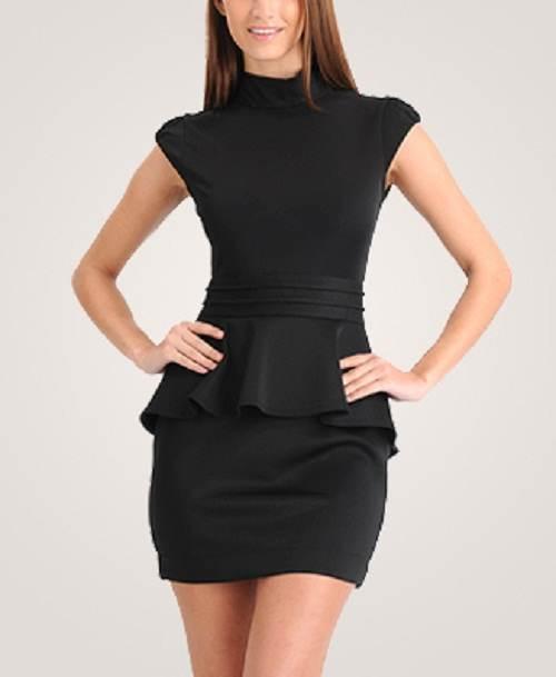 vestidos-negros-para-fiestas-corto-formal