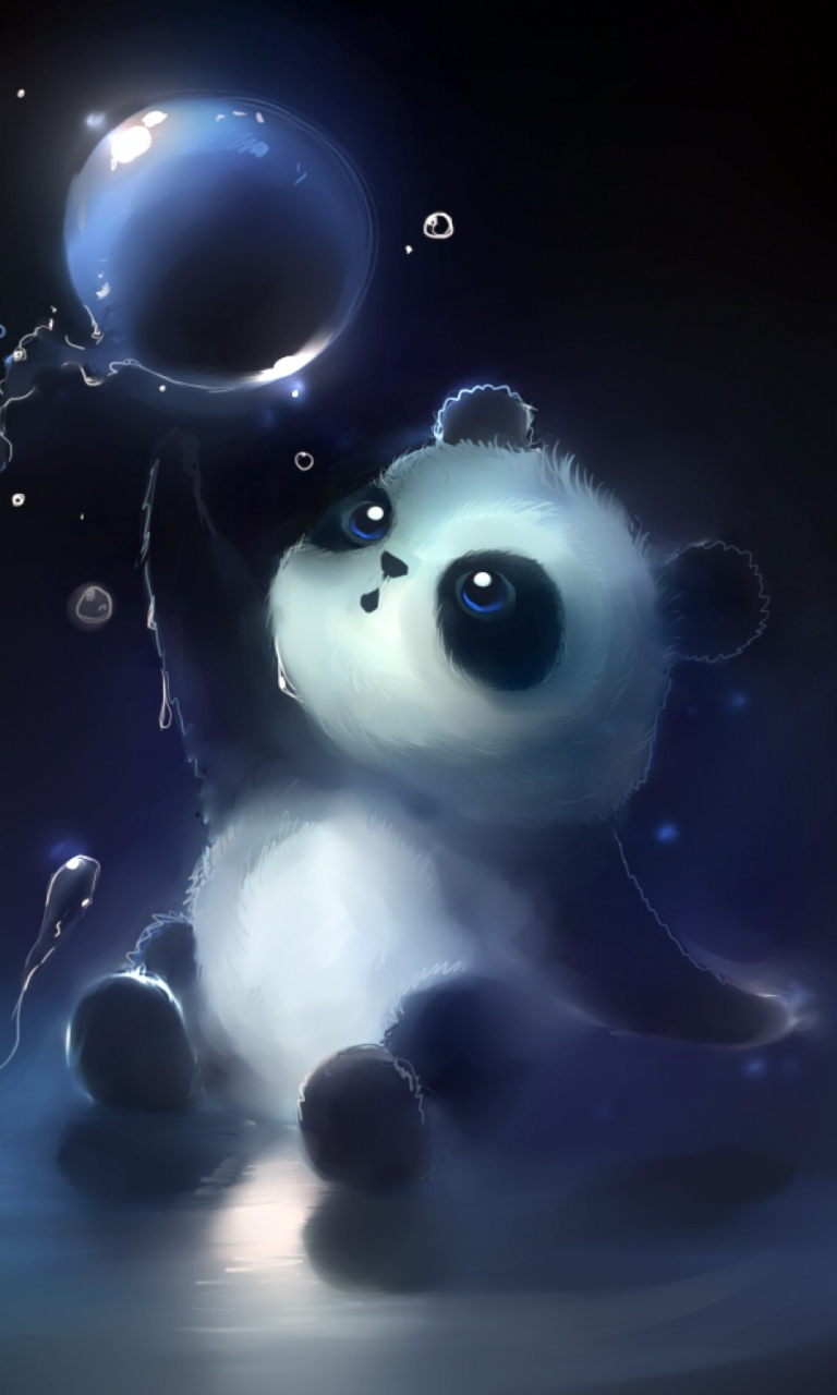 Cute-Little-Panda-With-Balloon-768x1280