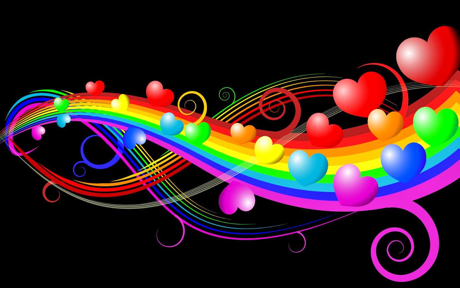 fondos-de-pantalla-de-corazones-de-colores-de-arcoiris