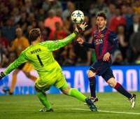 Imágenes de el mejor gol de messi 2016