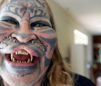 Imágenes de el hombre más feo del mundo