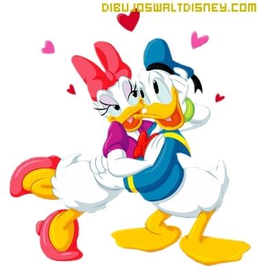 Donald_y_Daisy