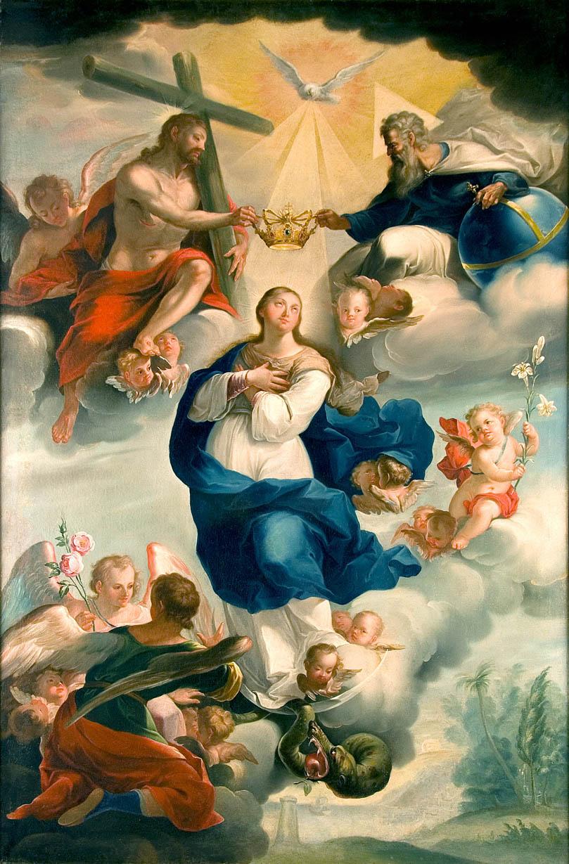 Inmaculada_coronada_por_la_Santísima_Trinidad