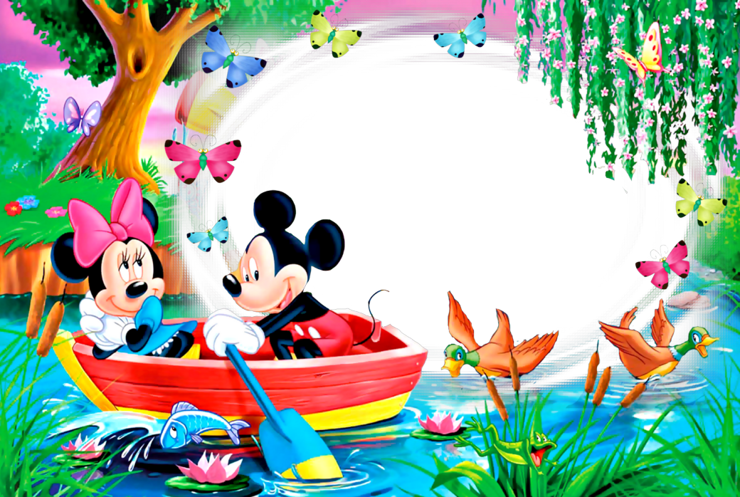 Mickey Mouse y Minnie 43
