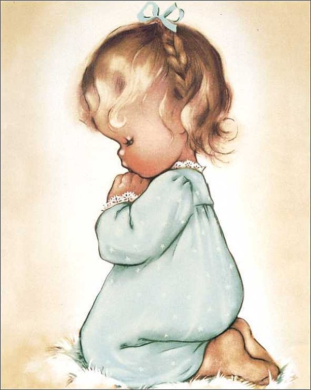 Imágenes de niños orando | todo en imágenes