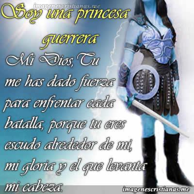mensajes-lindos-princesa-guerrera-del-senor