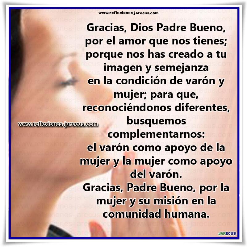 oracion por la mujer