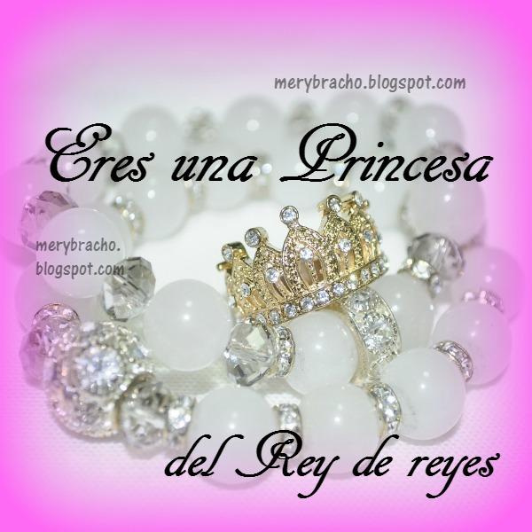 princesa rey poema mujer imagen cristiana