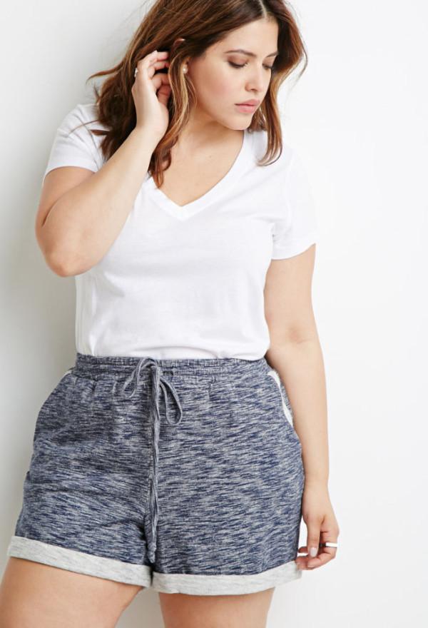 ropa-de-moda-verano-para-gorditas-2015-tendencias-shorts-600x880