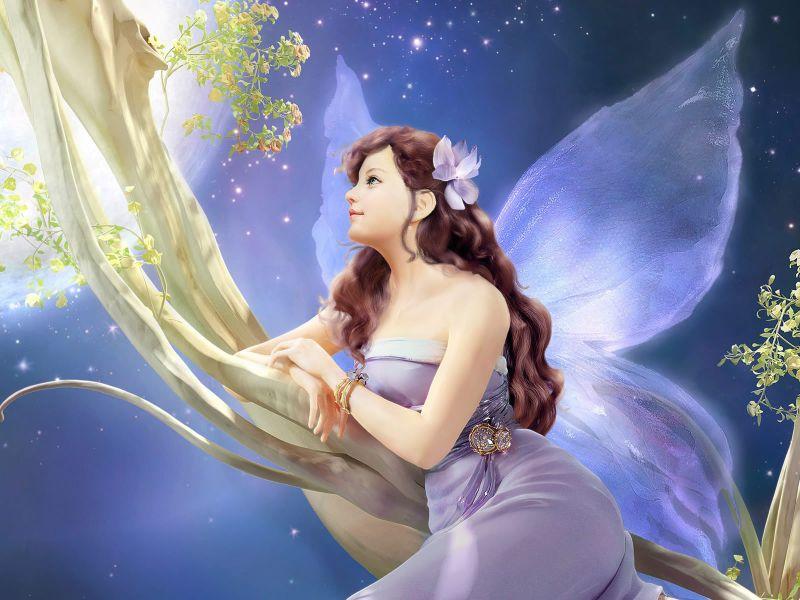Hada y Luna-408479_800
