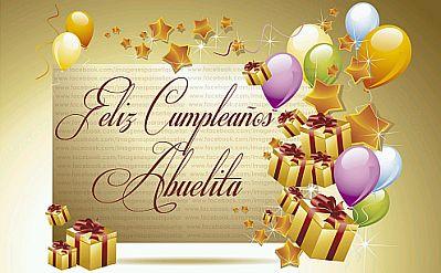 Tarjetas de Cumpleaños para Abuelas 1