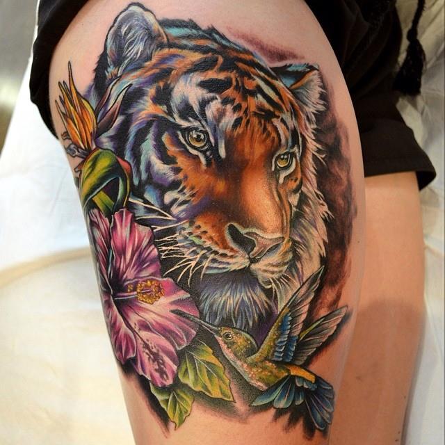 Tatuaje-tigre