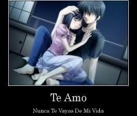Imágenes de anime para decir te amo