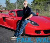 Imágenes de el carro que murió paul walker