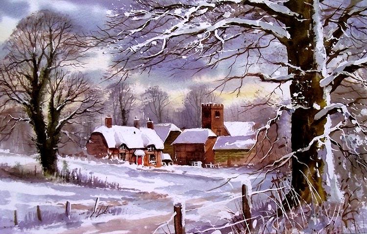 paisaje-invierno-terry-harrison