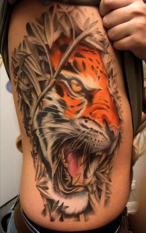 tatuajes-de-tigres-de-bengala1