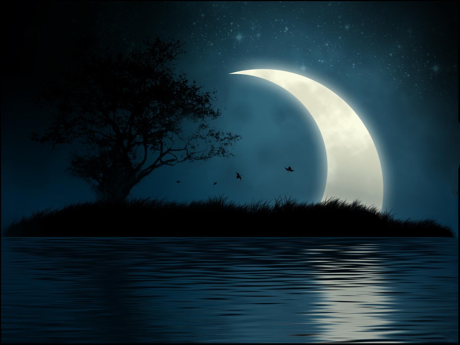 Imágenes hermosas de la luna