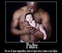 Feliz día para los padres que son madres
