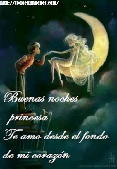buenas noches princesa 3