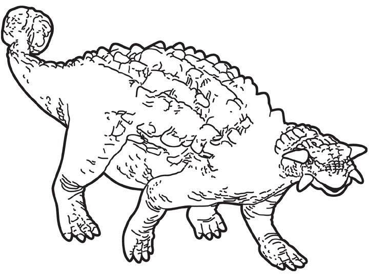 dinosaurio para-colorear-anodontosauro_
