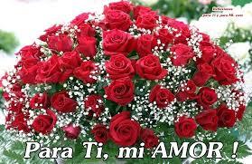 flores para ti amor