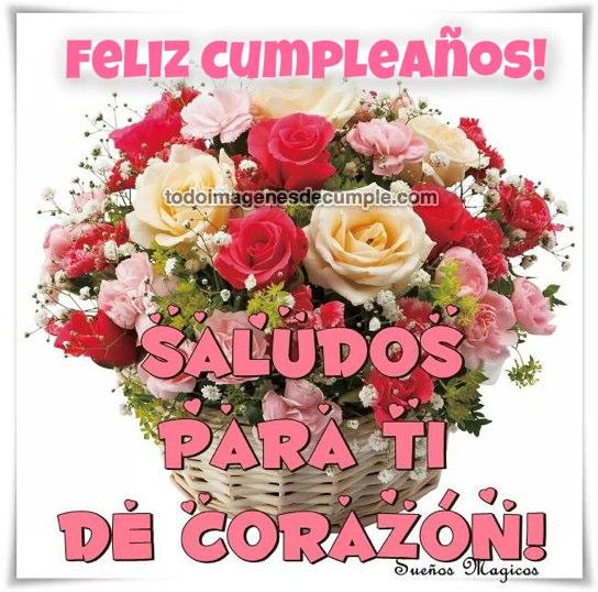 muy feliz cumpleaños con cariño para ti