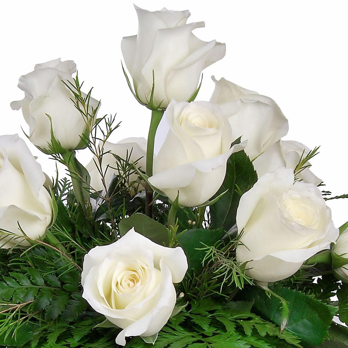 ramo-de-rosas-blancas