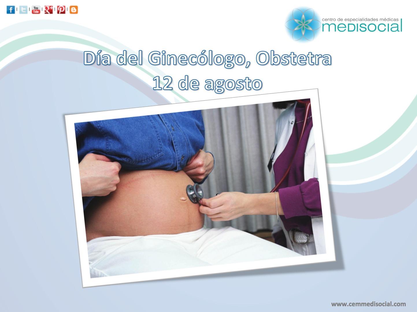 Día del Ginecólogo Obstetra