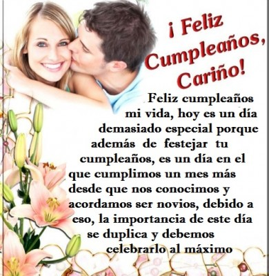 feliz cumpleaños mi esposa