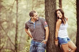 parejas bonitas en fotos