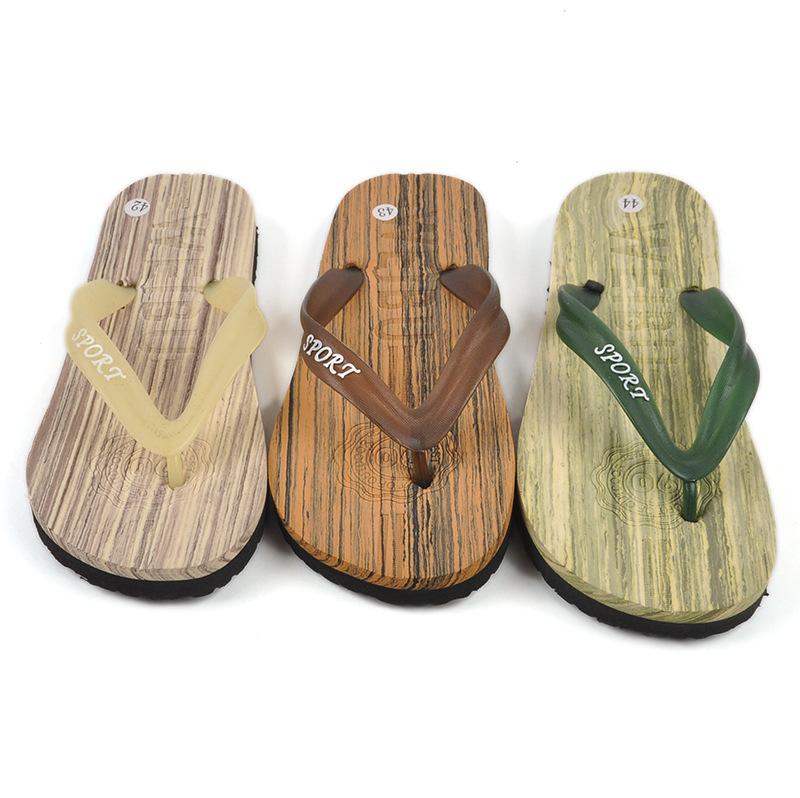 zapatos de pura madera