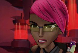 Deinna Port es te es  la hija de Tom Por y también una  ladrona de Bajoterra