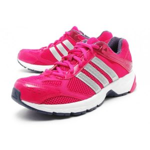 adidas bonitos en color rosado
