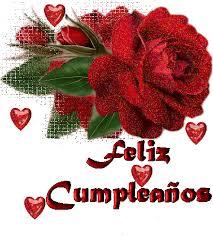 feliz cumpleaños con amor
