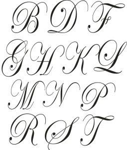 imágenes de letras 2