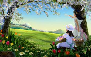 la primavera es la mejor