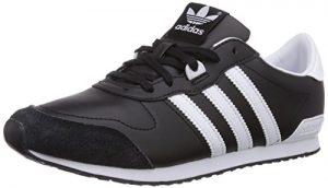 los zapatos adidas en color negro para las mujeres