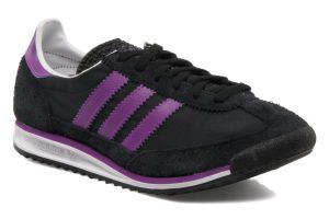 para las hermosas mujeres los zapatos adidas en color negro