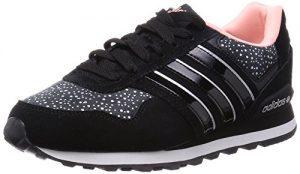 para las mujeres que les gusta andar ala moda les mostramos los zapatos adidas en color negro