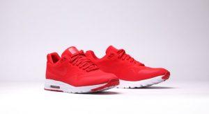 para que descargues estas imágenes de zapatos Nike rojos